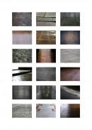 Fotografien ´Lob des Raumes`, Kirchenböden 2004-2013