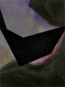 Malerei, Der traurige Prinz, acrylic, pigments, canvas, 60 x 45 cm, 2006