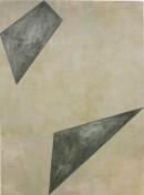 H-a-M_Eins, 2008, acrylic, pigments on canvas, 250 x 180_2008_R 04