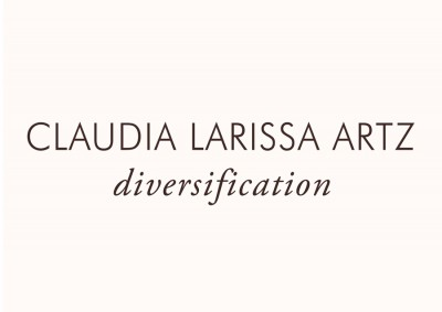 CLAUDIA LARISSA ARTZ diversification