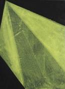 Makoto II, acrylic, pigments, canvas, 36 x 26,5 cm, 2006