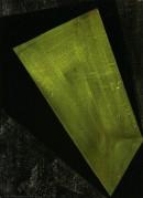 Makoto, acrylic, pigments, canvas, 36 x 24,5 cm, 2006