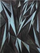 peinture, Saltus, 2009, acrylic, pigme