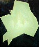 Wegwarte,2007-2008, eggtempera, pigments on canvas,60x50cm