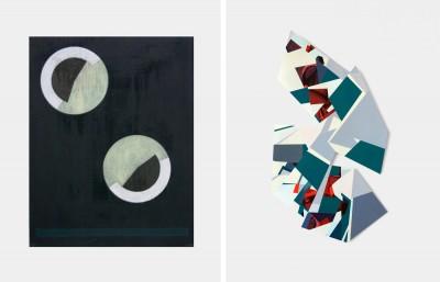 ´circling grey` Galerie Ulf Larsson, Claudia Larissa Artz und Thomas Kemper, Köln