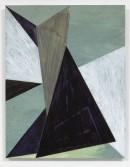 Painting, to DADDI-III, 2009, acrylic