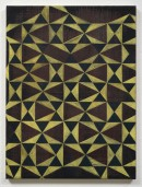 abstract painting, inside outside I, 2012, acrylic, eggtempera, pigments on canvas, 60 cm x 45 cm