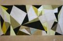 ´EMAKI XIV, 14.01.2008`, pigments, acrylic, ink on paper, 20 cm x 29,7 cm