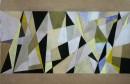 ´EMAKI XV, 26.02.2008`, pigments, acrylic, ink on paper, 20 cm x 29,7 cm