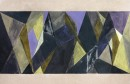 Papierarbeiten ´EMAKI XVII, 23.03.2008`, pigments, acrylic, ink on paper, 20 cm x 27,9 cm