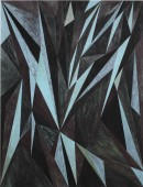 Saltus, 2009, acrylic, pigments on canvas,250x190_2009_R 01