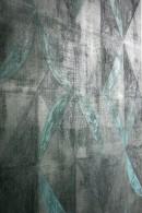 exhibition view ´Mysterienspiel`, detail GLORIOLE I, 2013