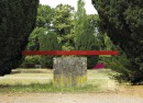 Vorgebirgspark Skulptur 2015 ´paradeisos`, preview in june ©ClaudiaLarissaArtz