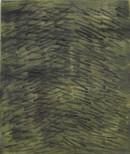 ´METOPE II (Paestum)`, 28092018, pigments, acrylic, pencil on canvas, 60 x 50 cm
