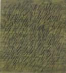 ´METOPE VI (Paestum)`, 102019, pigments, acrylic on canvas, 210 x 190 cm