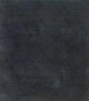 ´kasuga 0X`, 2020, pigments, acrylic, pencil on canvas, 43 x 35 cm