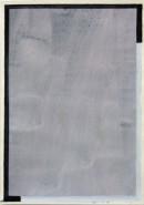 ´Bilder der fließenden Welt 26`, 29052020, pigments, acryl on paper, 29,7 x 21 cm