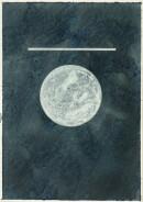´MOMENTS XIX`, 020221, pigments, acrylic, ink, pencil, 29,7 x 21 cm