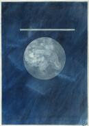 ´MOMENTS XVII`, 020221, pigments, acrylic, ink, pencil, 29,7 x 21 cm